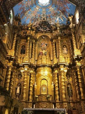 Kościół Jezuitów (Iglesia de La Compania de Jesus)
