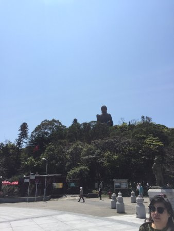 Photo of Historic Site Tian Tan Buddha (Big Buddha) at 大嶼山, Hong Kong, Hong Kong