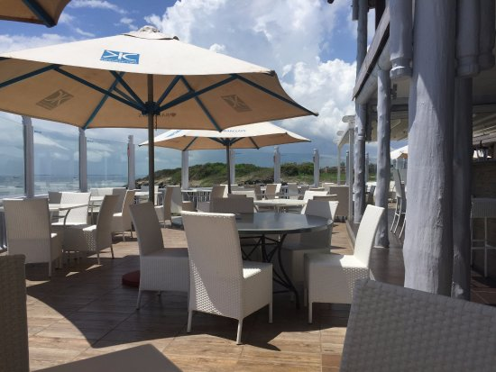 Karambezi Cafe : View from restaurant