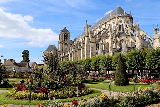 Cathedrale De Bourges