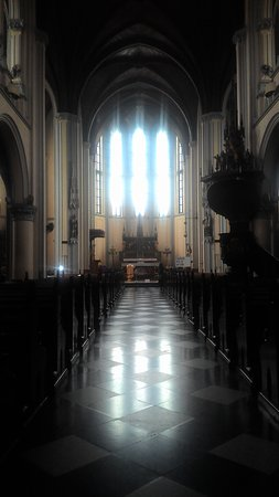 Jakarta Cathedral: Inside