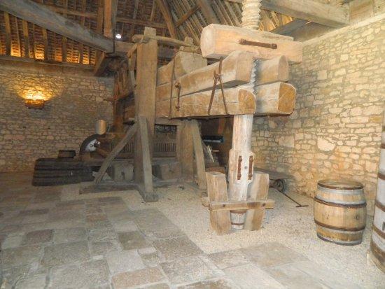 Vougeot, Francja: pressoir