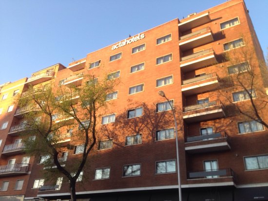 Hotel Acta Madfor : photo0.jpg