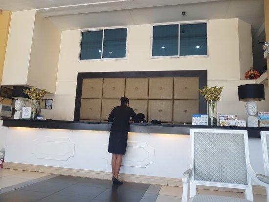 Hotel Pier Cuatro: 20170321_131334_large.jpg