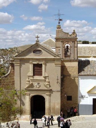 Monasterio de la Encarnacion, Osuna © Robert Bovington