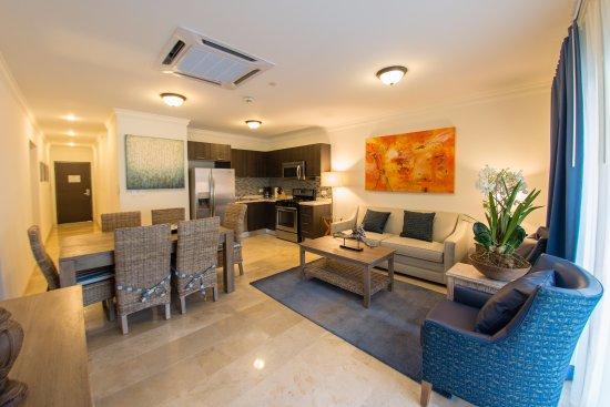 Entrance - Picture of Palm Aruba Condos, Aruba - Tripadvisor