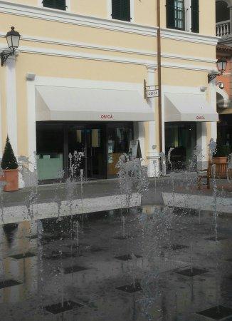 Serravalle Scrivia, Italia: Obica Mozzarella Bar, Pizza e Cucina