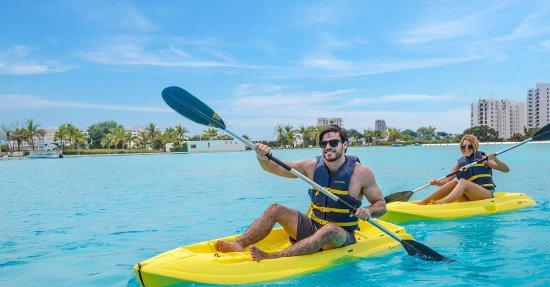 Hotel Playa Blanca Beach Resort : Amenidades como paseos en kayak, podrás encontrar en Playa Blanca Beach Resort