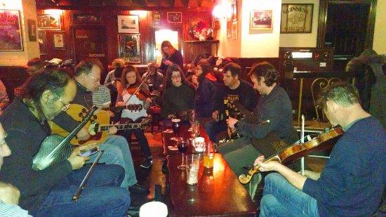 Bunbeg, Irland: Local Musicians