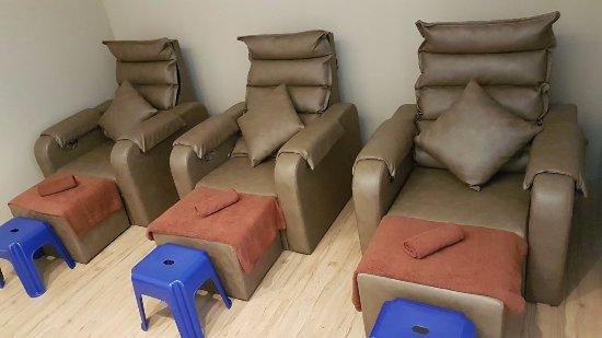 Eden Reflexology Centre Chair
