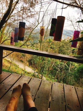 Miaoli, Taiwán: 放空的好所在