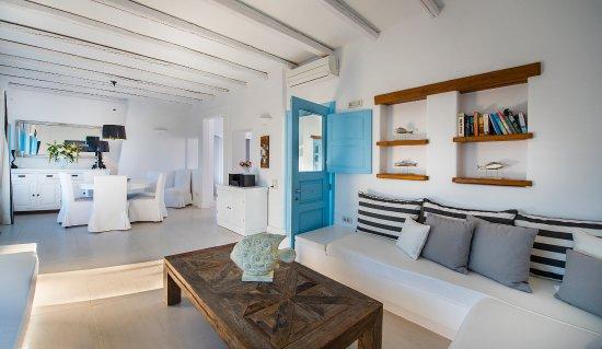 Interior - Picture of Anema Residence, Santorini - Tripadvisor