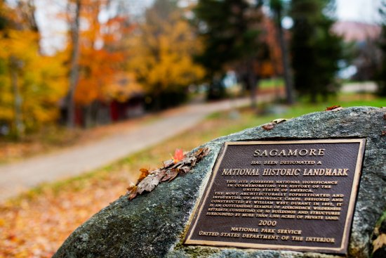 Great Camp Sagamore: National Historic Landmark