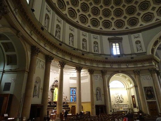 Corso Vittorio Emanuele II: San Carlo Interior