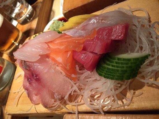 Yamayu Santatsu : Sashimi