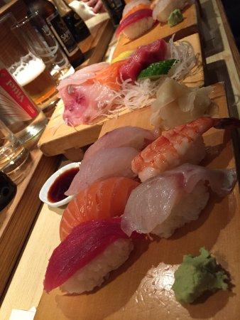 Yamayu Santatsu : Sushi