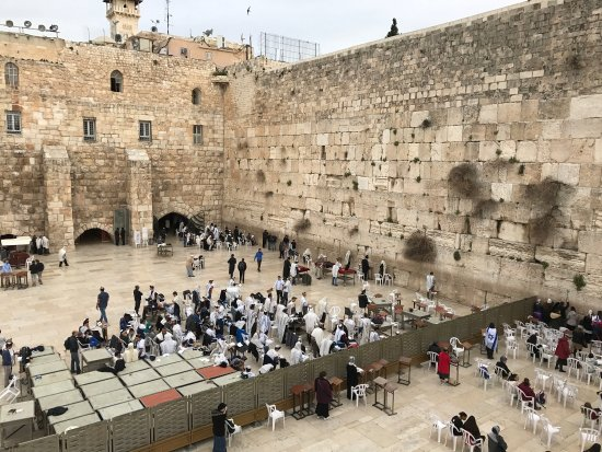 Photo of Monument / Landmark Western Wall at Western Wall Plaza, Jerusalem 97500, Israel