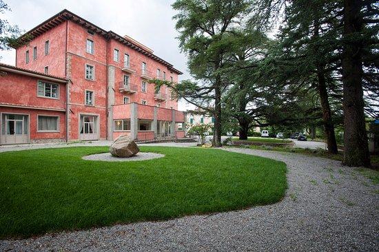 Castel del Piano, Italia: Esterno