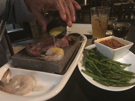 Sylvania, OH: Smokehouse Bistro steak and shrimp