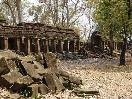 Banteay Meanchey Province, Kambodja: Banteay Chmar