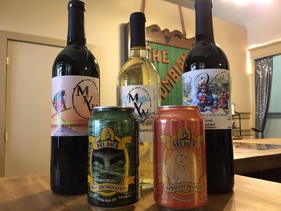 Trinidad, CO: Beer & Wine Available