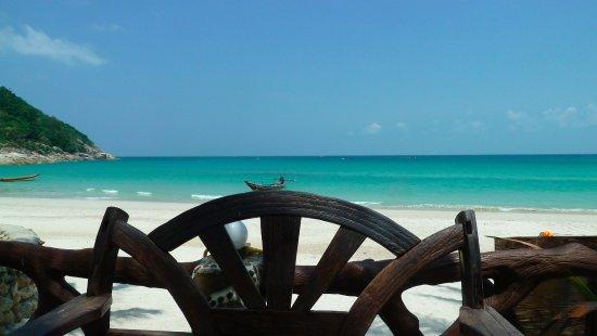 Bottle Beach: Un petit café de rêve