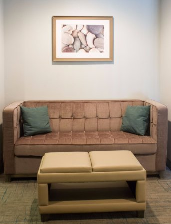 Guestroom With King Size Bed Featuring A Pullout Sofa Bed Picture