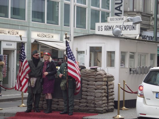 Photo of History Museum Mauermuseum - Museum Haus am Checkpoint Charlie at Friedrichstr. 43-45, Berlin 10969, Germany