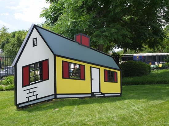 House I by Roy Lichtenstein - Picture of National Gallery of Art ...
