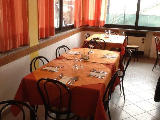 Lenno, Italia: Sala ristorante