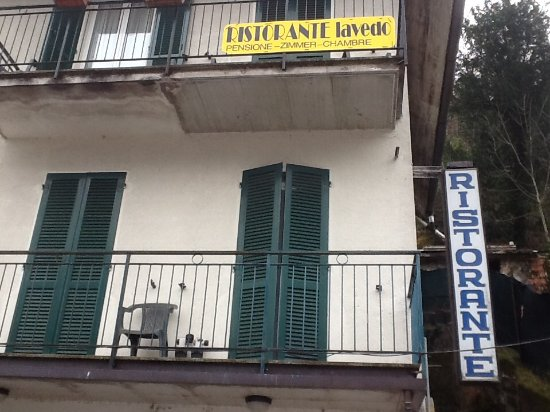 Lenno, Italia: Albergo Lavedo