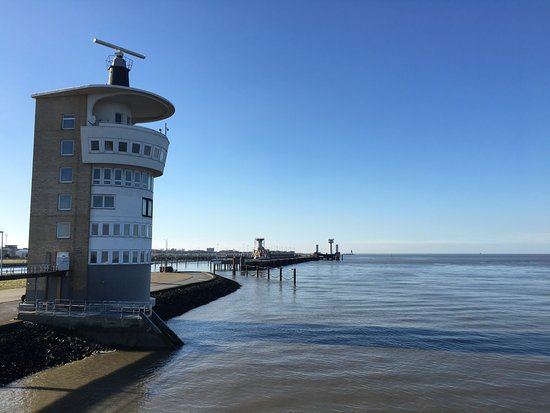 Alte Liebe in Cuxhaven