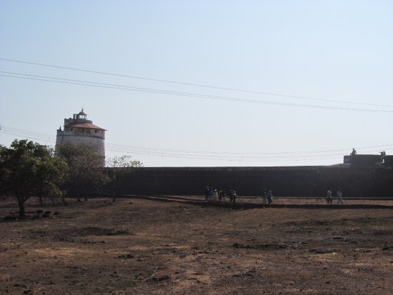 Синкуэрим, Индия: view from outside