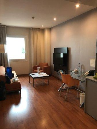 Bormujos, Spain: Hotel Vértice