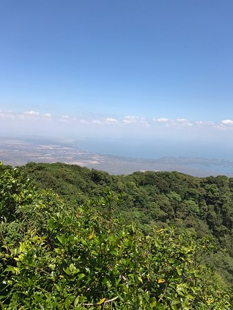 Masatepe, Никарагуа: View from Mombacho Cloud Forest