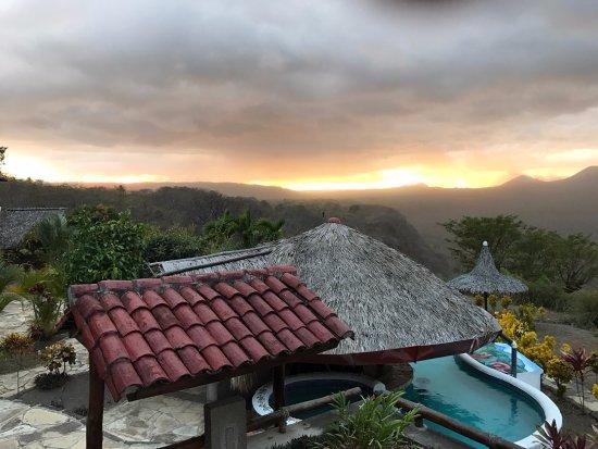 Masatepe, Nicaragua: Another beautiful sunset!