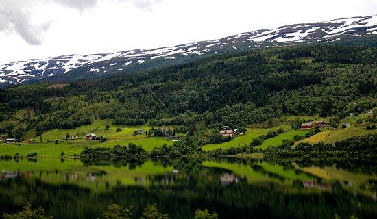 Gudvangen, النرويج: Voss