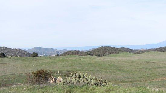 Murrieta, Kalifornien: Looking north