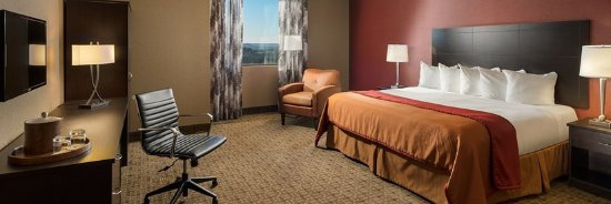 Choctaw Casino Hotel Pocola: King Room at Choctaw Casino Pocola