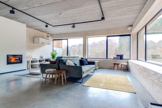 Malmedy, Belgien: Lounge room