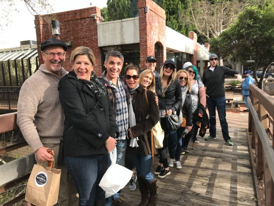 ‪Taste of SLO - Walking Food Tour‬