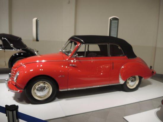 Franschhoek, Sudáfrica: Motor Museum