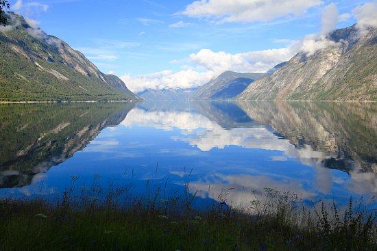 Sogn og Fjordane, Norge: Sognefjord, Norway