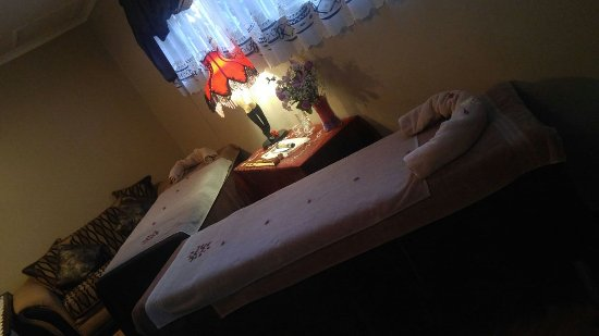 Edenvale, Sør-Afrika: Pamper Treatments are available on request thanx to our local Day Spa willing to send us therapi