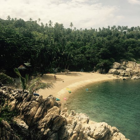Ko Nang Yuan, Tailandia: The beautiful Why Nam beach!