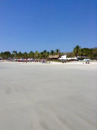 Destiladeras Beach near La Cruz, Mexico