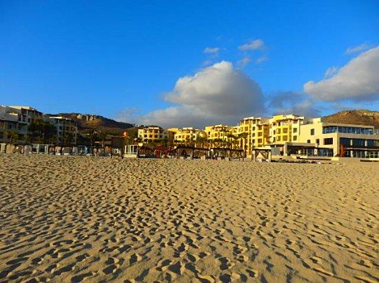 Pueblo Bonito Pacifica Golf & Spa Resort: View from the Beach