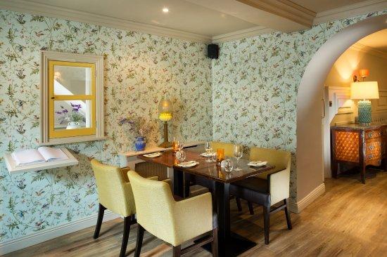 Ballyvaughan, Ireland: Restaurant