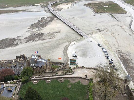 Abadia do Monte Saint-Michel: photo2.jpg
