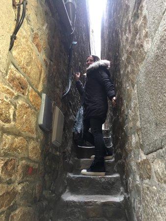 Abadia do Monte Saint-Michel: photo3.jpg